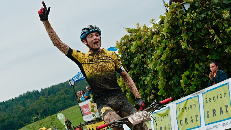 Charlie Aldridge - European Youth MTB Champion 2017