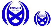 Stirling Bike Club Family 1 Adult 2 Children 17 and under including Wallace Warriors