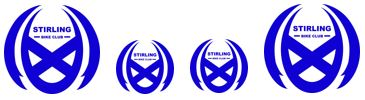 Stirling Bike Club Family 2 Adults 2 Children 17 and under including Wallace Warriors